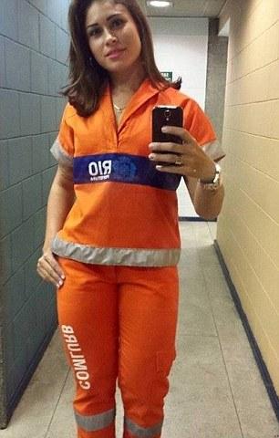 ブラジル清掃員
