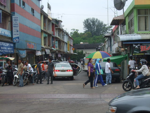 海外の風俗街