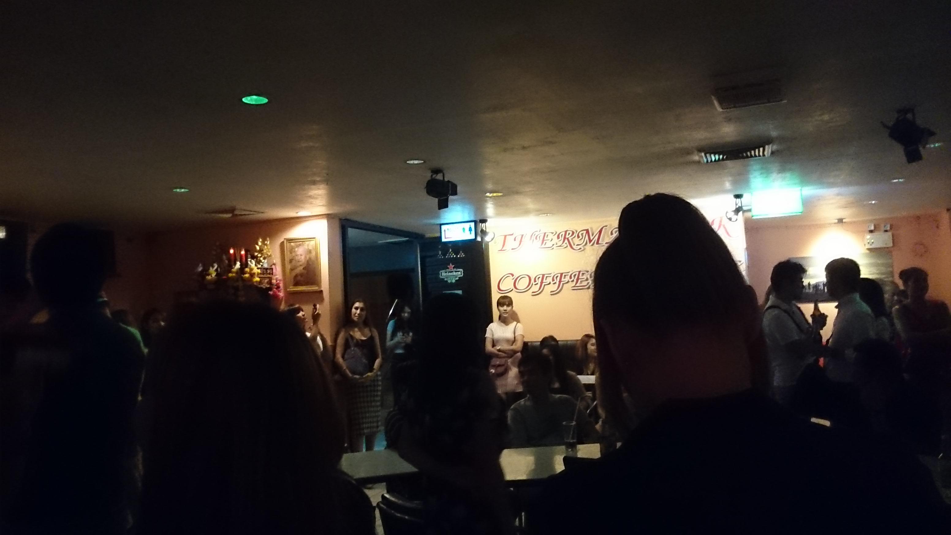 テーメーカフェ