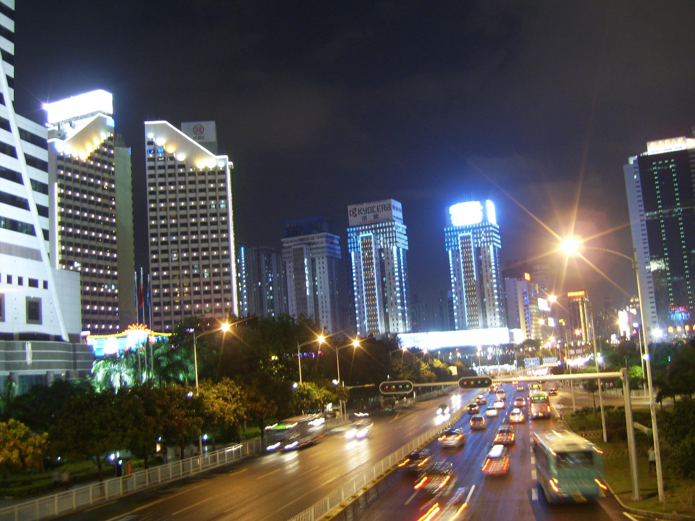 Shenzhen_at_night