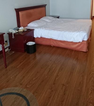 タイパンホテル室内