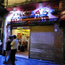 当時、毎晩のように遊んでいたカラオケ店「テキーラ」