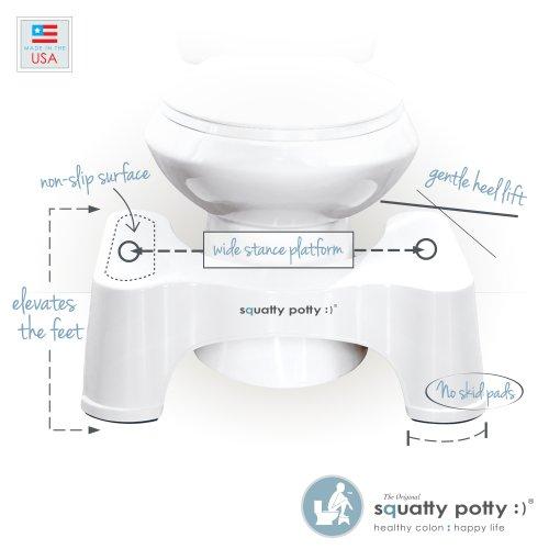 Squatty-Potty-The-Original-Bathroom-Toilet-Stool-White-9-0-5