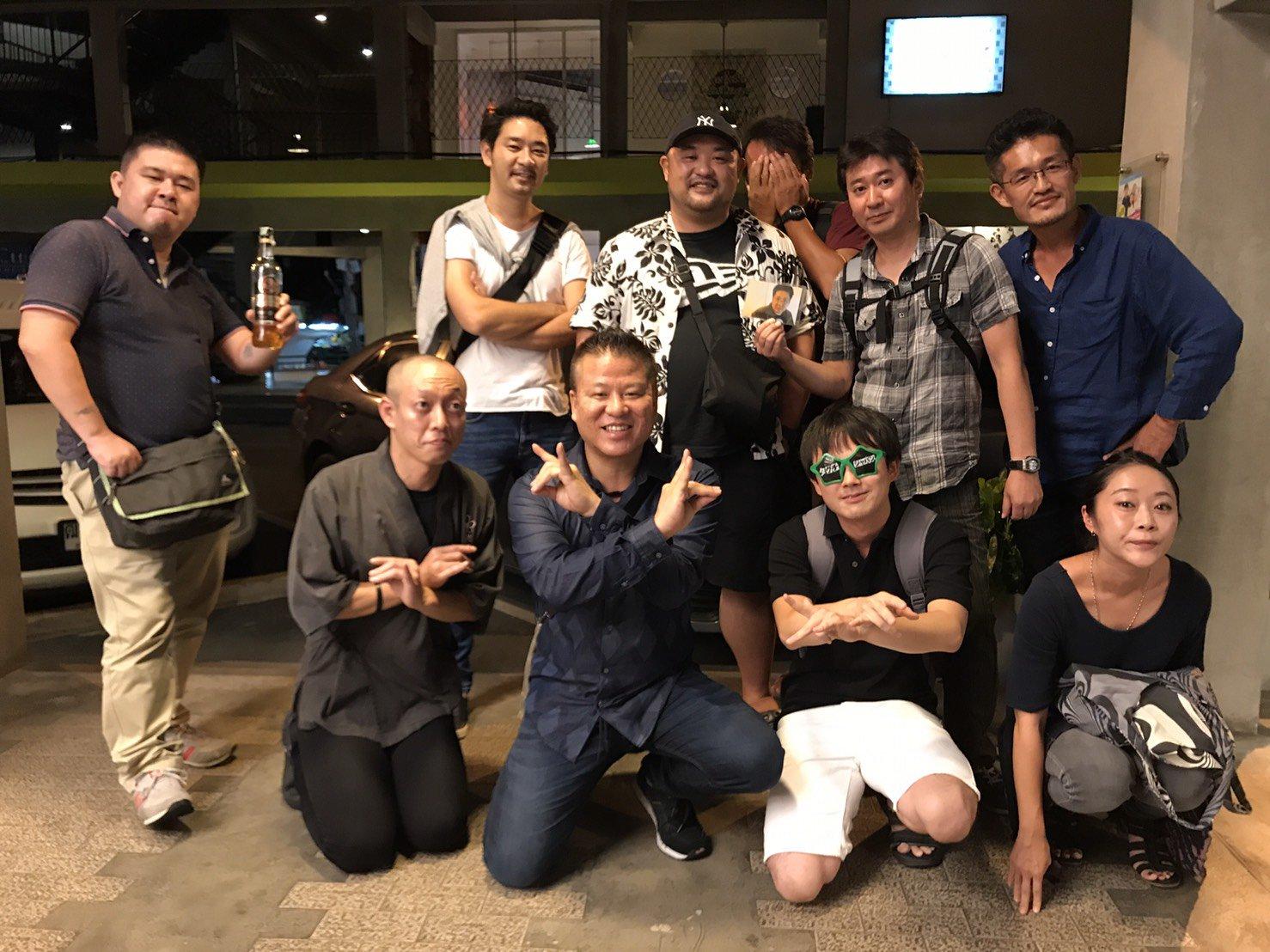 タイ飲み会