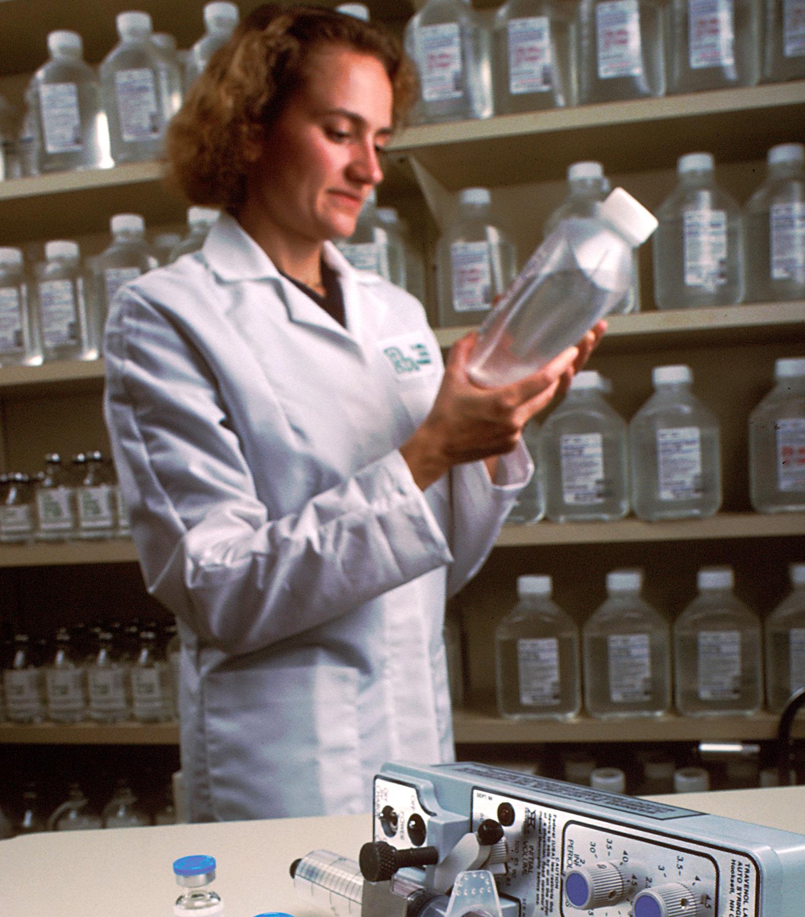 Pharmacist (1)