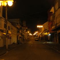 夜の東洋人街「リベルダージ」