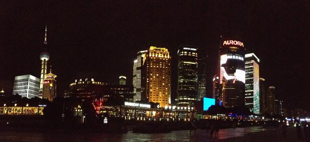在留邦人数が世界で最も多い都市、上海