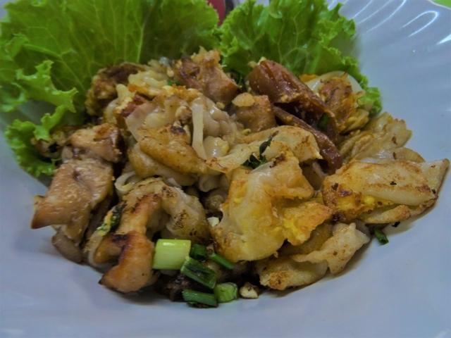 クアガイ・スアンマリは麺がモチモチしている