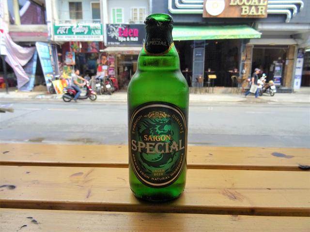 ベトナムを席巻する南部ビール「ビアサイゴン」のスペシャル