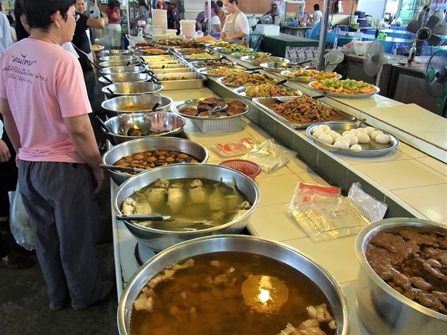 バンコクでも南部料理は人気があり、店が増えている