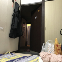 チャイエス嬢が寝泊まりする部屋