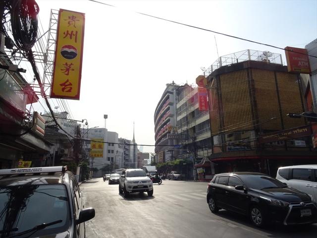 タイ華人の原点でもあるバンコクの中華街ヤワラー