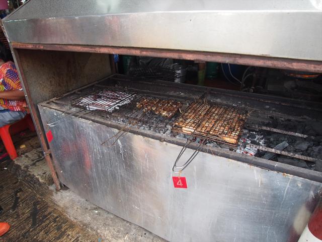 シーフードは単純な調理がおいしい。