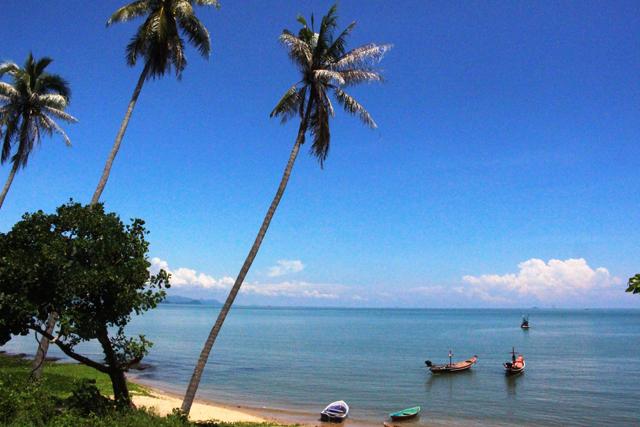 チュムポーンにはまだまだ外国人に踏み荒らされていないビーチがある