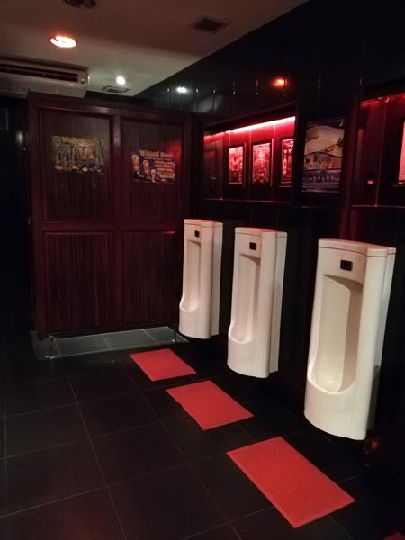 高級感のあるトイレ