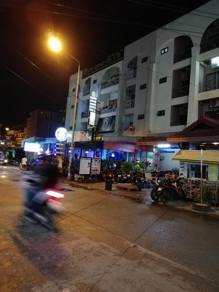 タイ・パタヤの穴場訪問