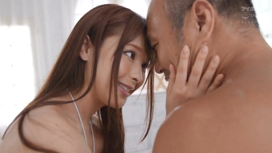 おじさん大好き痴女美少女が中年チ○ポを射精へ誘う焦らし寸止め舐めまくり性交