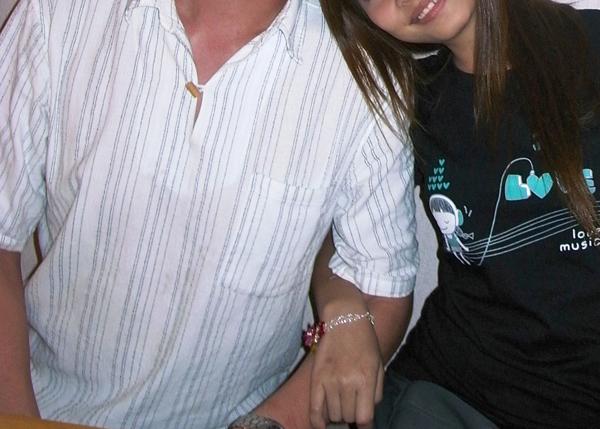居酒屋時代のジューンと俺。酒を飲ませるとすぐに酔ってセクハラさせてくれた